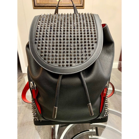 dc4826928eb Christian Louboutin Backpack Boutique